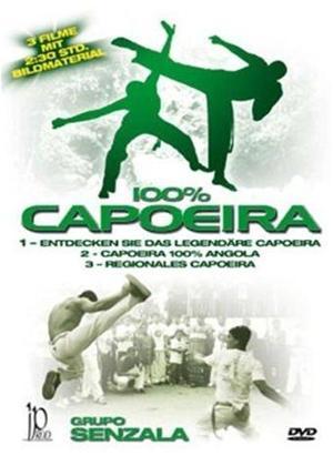 Groupo Senzala: 100 Prozent Capoeira Online DVD Rental
