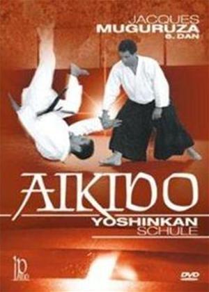 Rent Jacques Muguruza: Aikido, Yoshinkan Schule Online DVD Rental