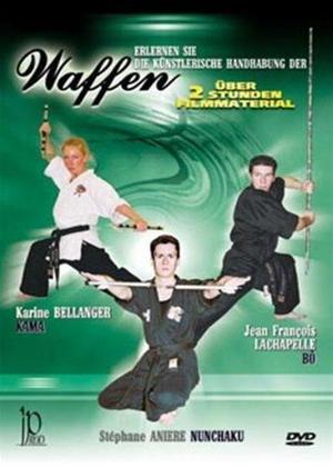 Rent Karine Bellanger, Jean Francois Lachapel: Learn the artistic Handling of weapons Online DVD Rental