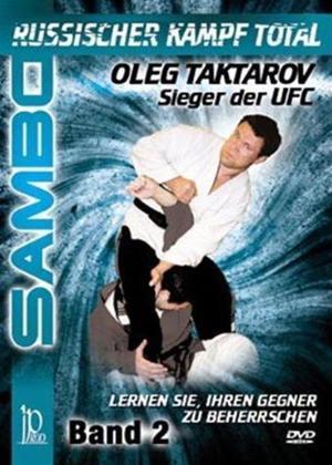 Rent Oleg Taktarov: Sambo Vol.2 Online DVD Rental