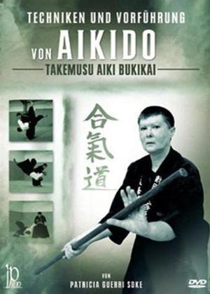 Rent Patricia Guerri: Techniken Und Vorführung Von Aikido Take Online DVD Rental