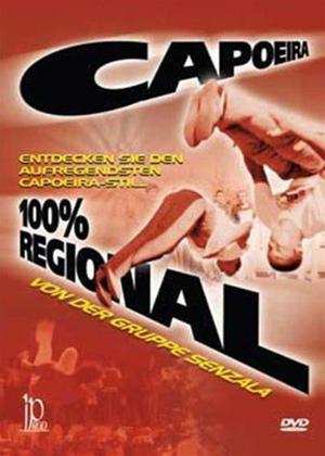 Senzala: Capoeira 100 Percent Regional Online DVD Rental