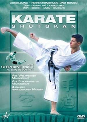 Stéphane Mari: Karate Shotokan Online DVD Rental