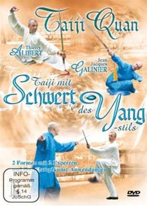 Taiji Quan: Taiji Mit Schwert Des Yang-Stils Online DVD Rental