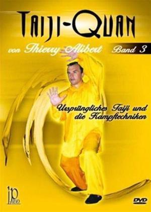 Thierry Alibert: Taiji-Quan Band 3 Online DVD Rental