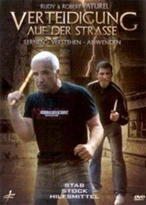 Verteidigung Auf Der Strasse: Stab, Stock, Hilfsmittel Online DVD Rental
