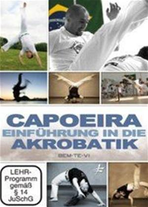 Rent Capoeira: Initation to Acrobatics Online DVD Rental