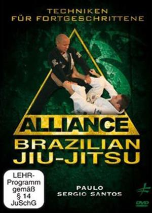 Rent Paulo Sergio: Alliance Brazilian Jiu-Jitsu Online DVD Rental