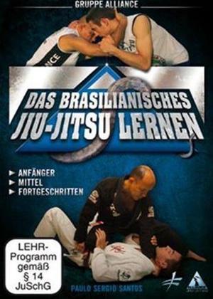 Paulo Sergio: Das Brasilianisches Jiu-Jitsu Lernen Online DVD Rental