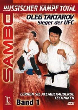 Rent Oleg Taktarov: Sambo Vol 1 Online DVD Rental