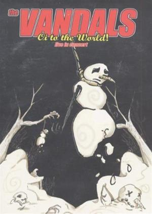 Rent The Vandals: Oi to the World Online DVD Rental