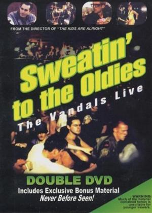 Rent The Vandals: Sweatin' to the Oldies Online DVD Rental