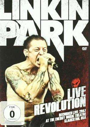 Rent Linkin Park: Live Revolution Online DVD Rental