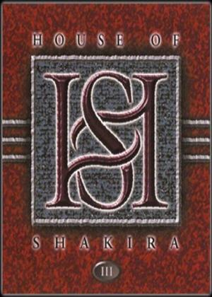 House of Shakira: III + Live at Sweden Rock Online DVD Rental