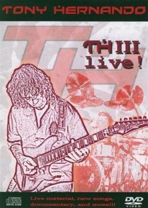 Rent Tony Hernando: Thiii Live Online DVD Rental