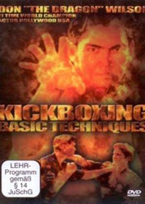 Don the Dragon Wilson: Kickboxing Basic Techniques Online DVD Rental