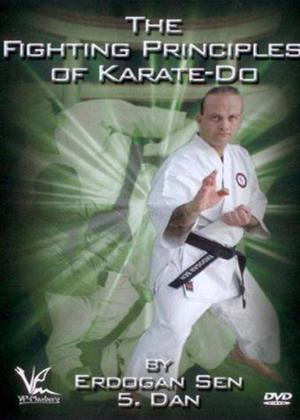 Erdogan Sen: The Fighting Principles of Karate-Do Online DVD Rental