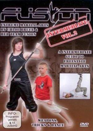 Extreme Martial Arts Intermediate Vol.2: Weapons, Tricks and Dance by Chloe Bruce Online DVD Rental