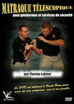 Florian Lahner: Telescopic Baton for Police and Security Online DVD Rental