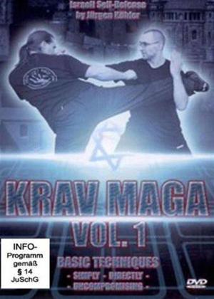 Rent Krav Maga: Vol.1: Basic Techniques Online DVD Rental