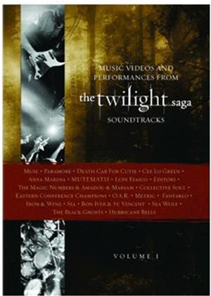 The Twilight: Music from the Twilight Saga Online DVD Rental