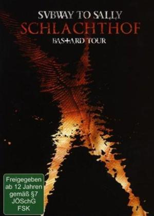 Subway to Sall: Schlachthof! Live Online DVD Rental