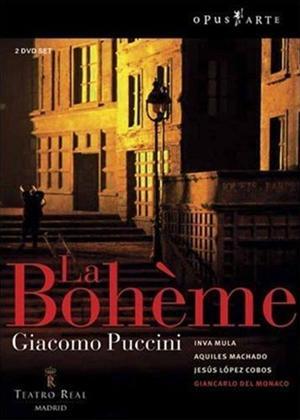 Rent Giacomo Puccini: La Boheme Online DVD Rental
