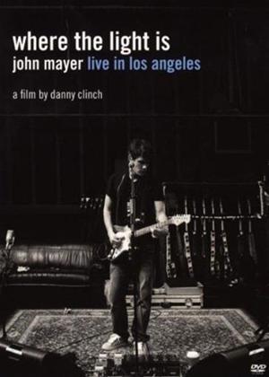 John Mayer: Where the Light Is Online DVD Rental
