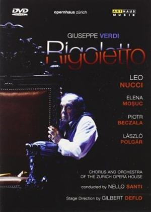 Rent Rigoletto: Zurich Opera House (Santi) Online DVD Rental