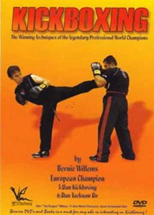Bernie Willems: Kickboxing: The Winning Techniques Of Online DVD Rental