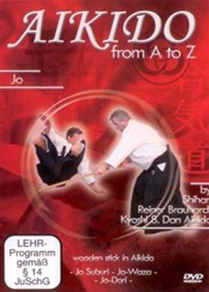 Aikido A-Z Online DVD Rental