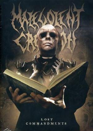 Malevolent Creation: Lost Commandments Online DVD Rental