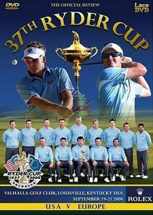 Rent 37th Ryder Cup: Official Review Online DVD Rental