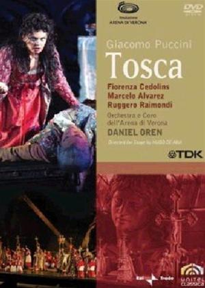 Tosca: Arena Di Verona Online DVD Rental