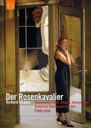 Rent Der Rosenkavalier: Statskapelle Dresden Online DVD Rental