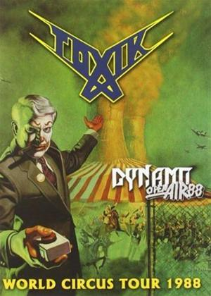 Toxik: Dynamo Open Air Online DVD Rental