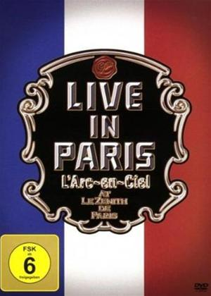 L'Arc En Ciel: Live in Paris Online DVD Rental