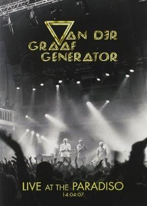 Rent Van Der Graaf Generator: Live at the Paradiso Online DVD Rental