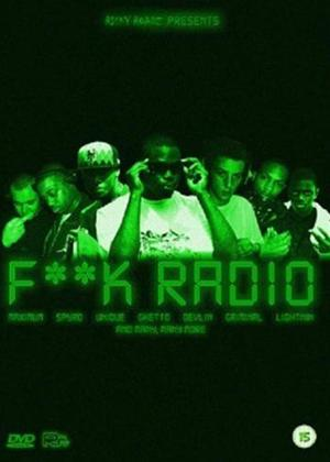 Rent Ghetto and Risky Roadz Pres..: F**K Radio Online DVD Rental