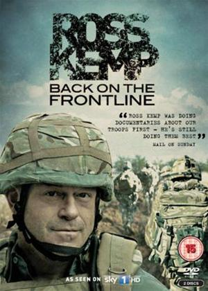 Rent Ross Kemp: Back to the Front Line Online DVD Rental