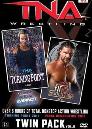 Rent TNA Wrestling: Turning Point and Final Resolution 2011 Online DVD Rental