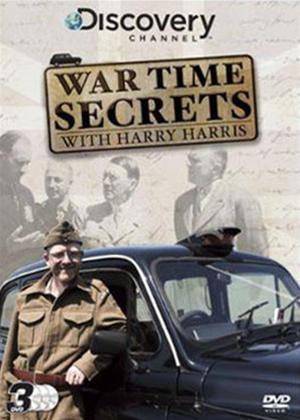 Rent Wartime Secrets with Harry Harris Online DVD Rental