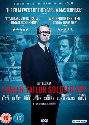 Rent Tinker, Tailor, Soldier, Spy Online DVD Rental
