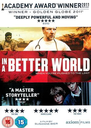 In a Better World Online DVD Rental