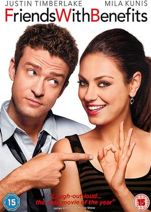 Friends with Benefits Online DVD Rental