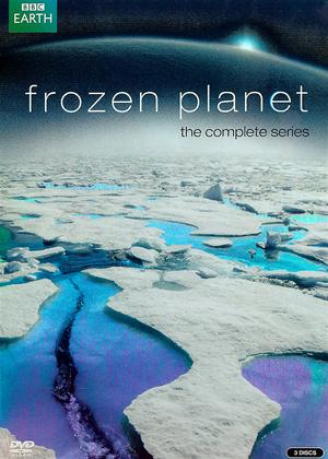 Frozen Planet Online DVD Rental