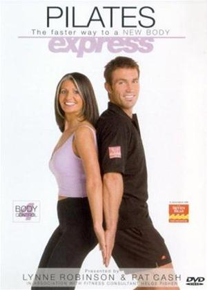 Rent Pilates Express Online DVD Rental
