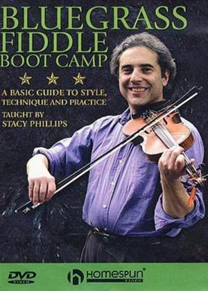 Rent Stacy Phillips: Bluegrass Fiddle Boot Camp Online DVD Rental
