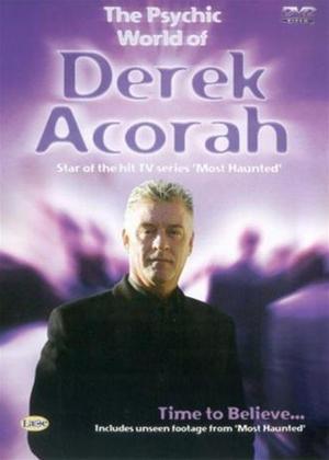 Rent The Psychic World of Derek Acorah Online DVD Rental