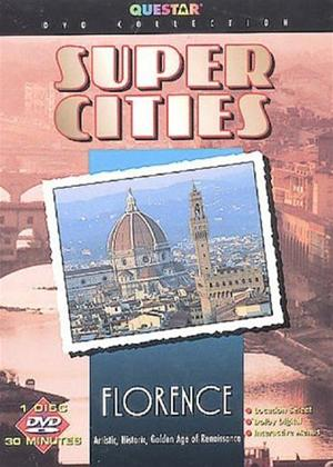 Rent Super Cities: Florence Online DVD Rental